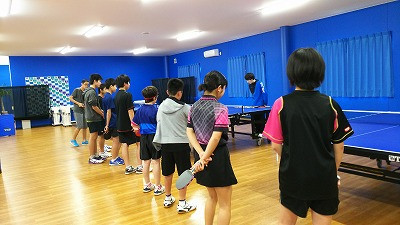 第3回トキワテーブルテニス卓球大会結果
