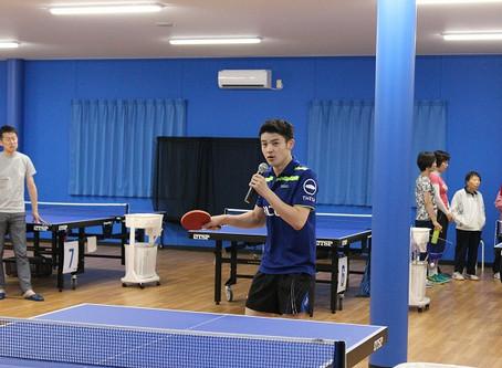 トキワテーブルテニスオープン!