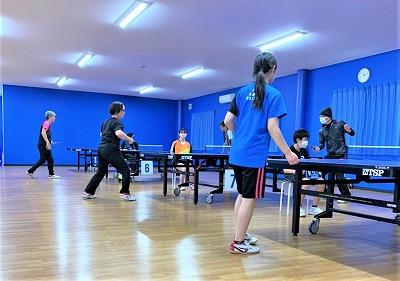 第9回トキワテーブルテニス卓球大会結果