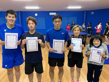 第5回トキワテーブルテニス卓球大会