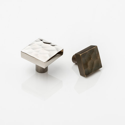 JOSEPH GILES CH1014 - 'HAMMERED' CABINET PULL