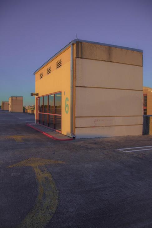 Pastel Parking Lots