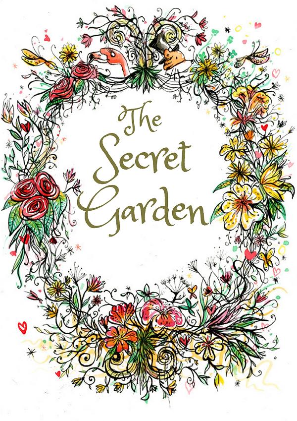 New font Secret Garden logo.png