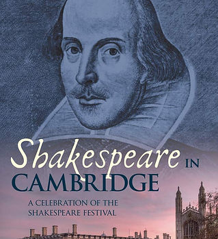 Shakespeare in Cambridge by Andrew Muir
