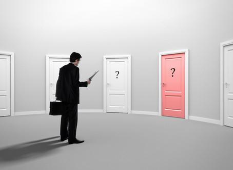 Смена сферы деятельности. С чего начать? 3 важных совета