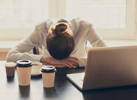 Как работать, когда больше нет сил?