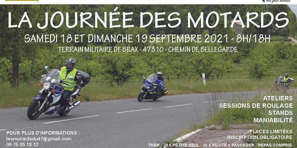 Journée des motards - 18 septembre 2021