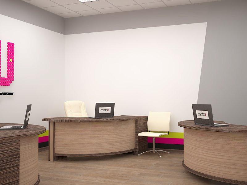 Design interior oficii Chisinau