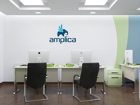 Amplica - office design