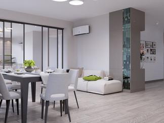 Apartament - OSB