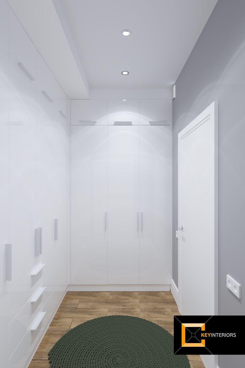 Design interior, faţade uşi, dulap