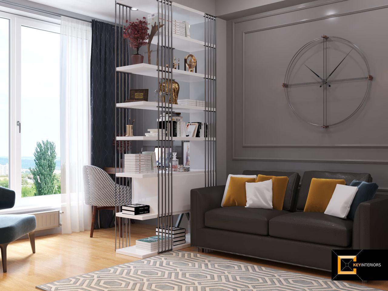 Design Interior, ceas decorativ