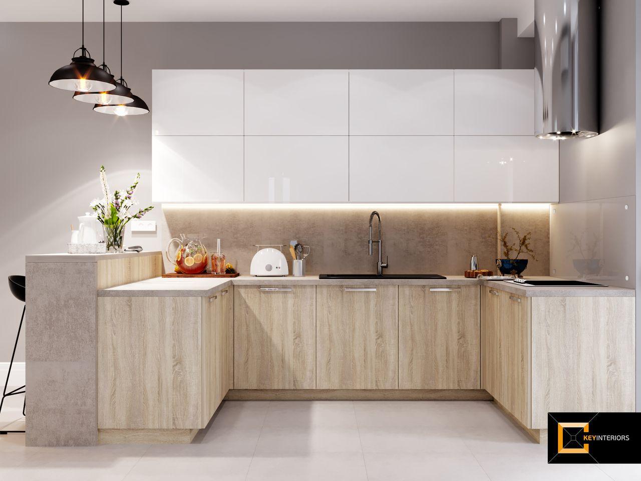 Design interior, bucătărie