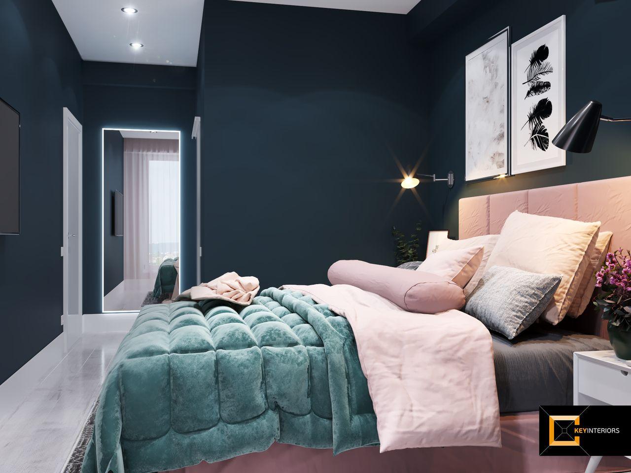 Design interior, dormitor