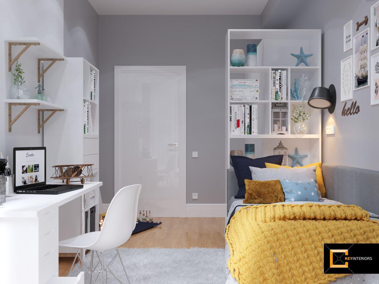 Design interior, copii, mobilă copii
