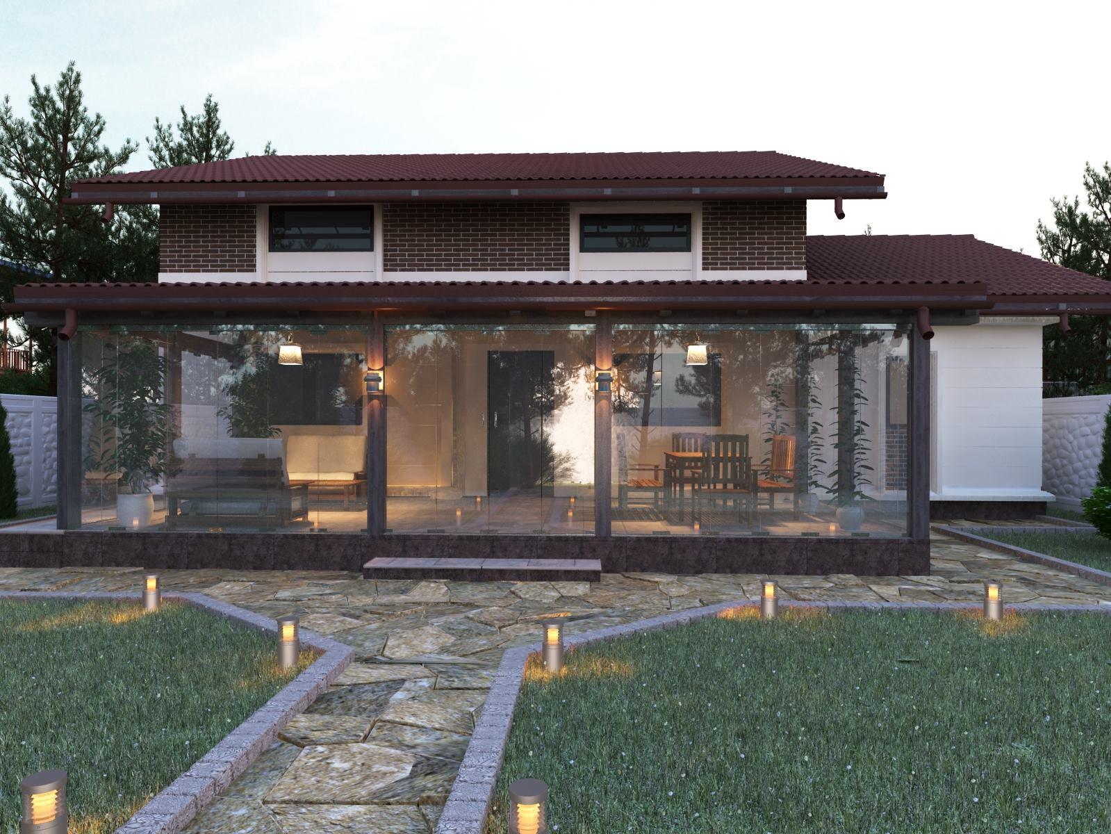 Design exterior casă