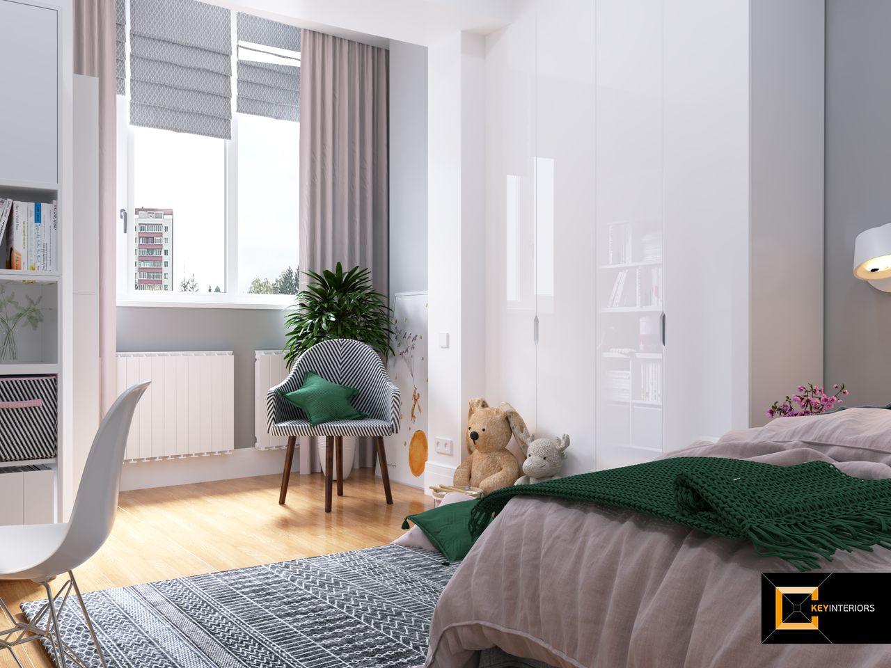 Design interior, camera copii