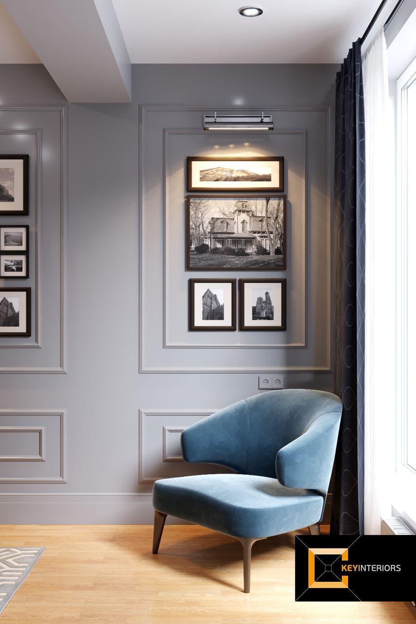 Design interior, colaj de fotografii