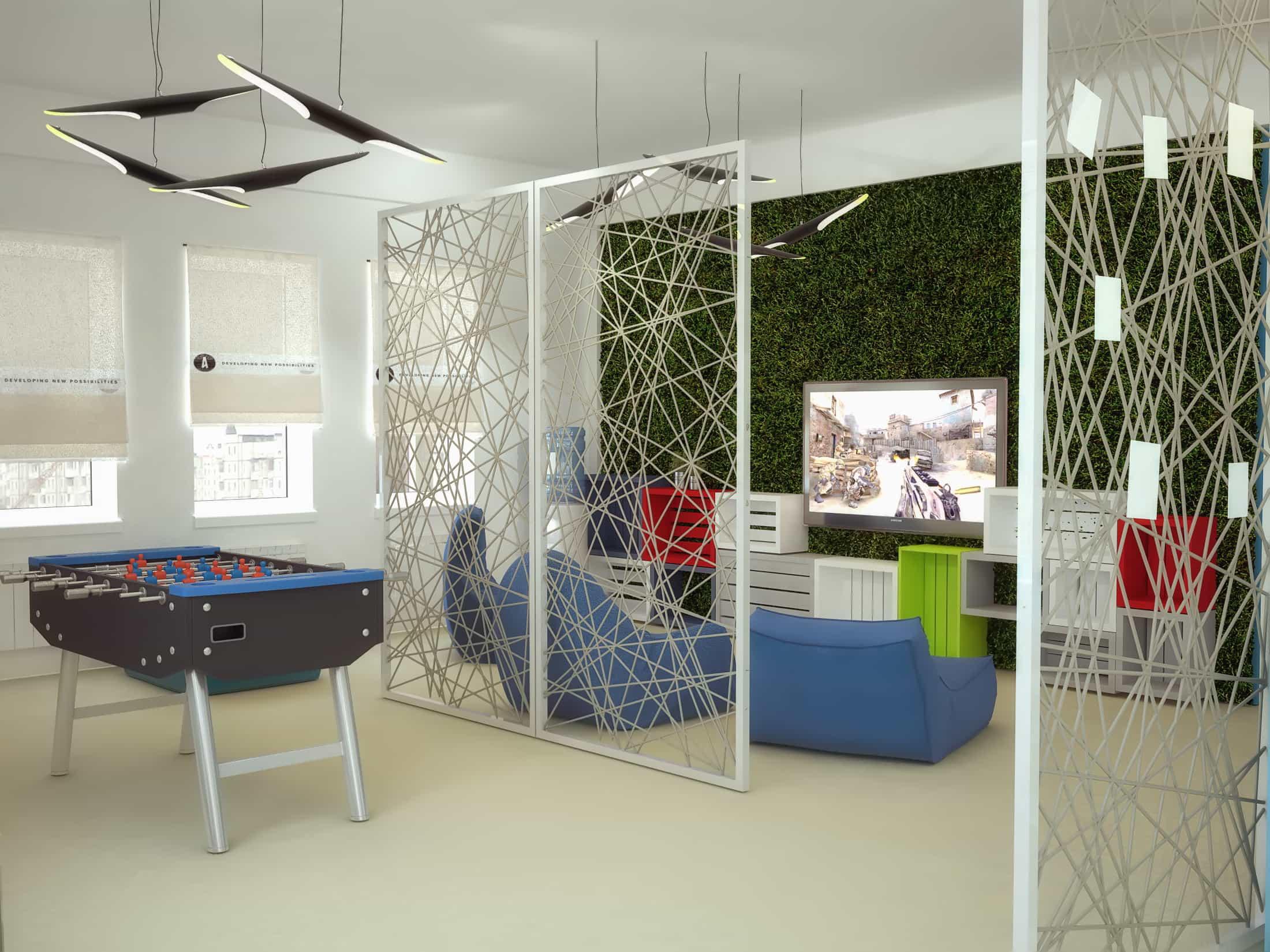 Design interior oficii