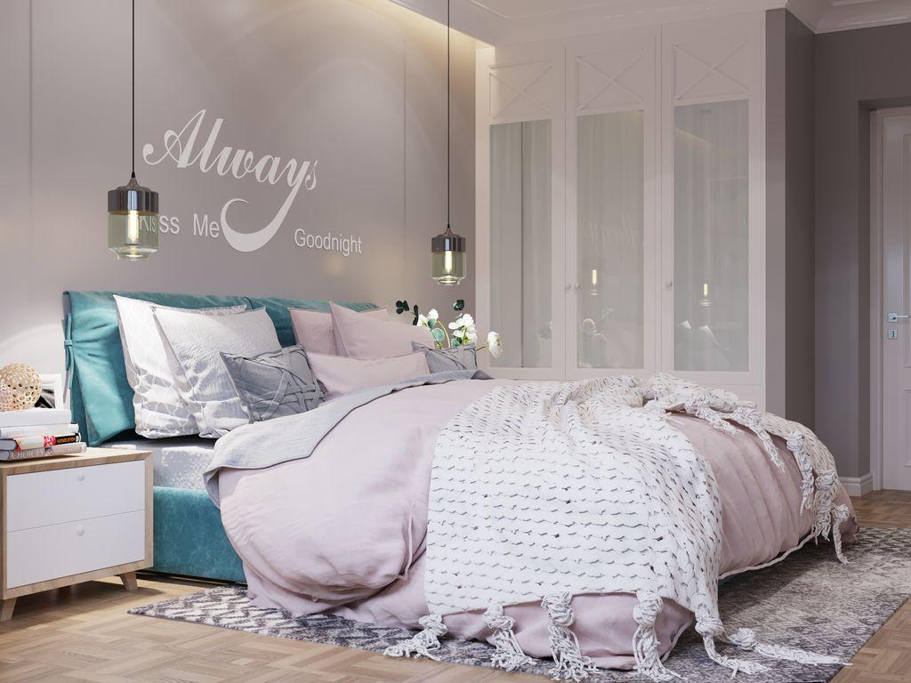 Covor în dormitor