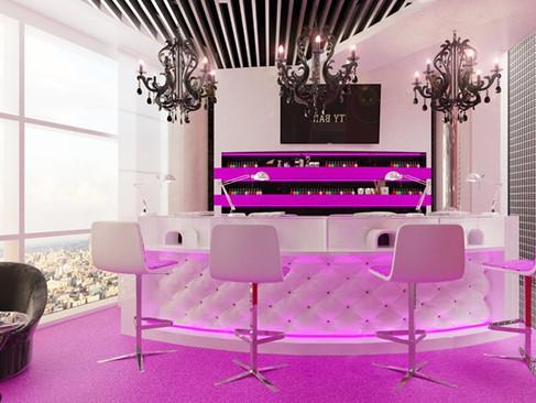 Nail-Bar - studio pentru infrumusetarea unghiilor
