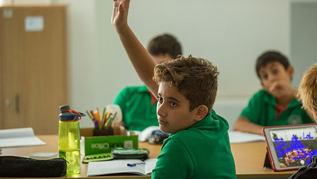 Intenational School Student Amman Respect