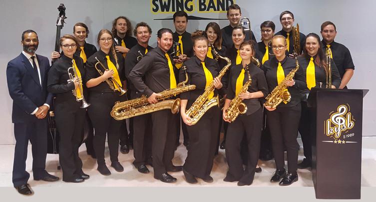 Kalamunda Youth Swing Band