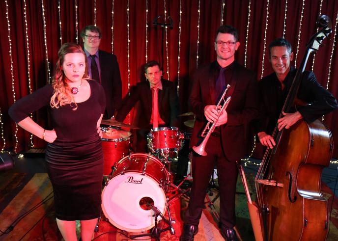 Kel Timmons & Clint Allen Quintet