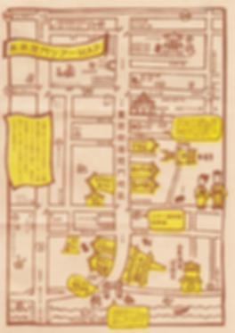 米米惣門ツアーマップ