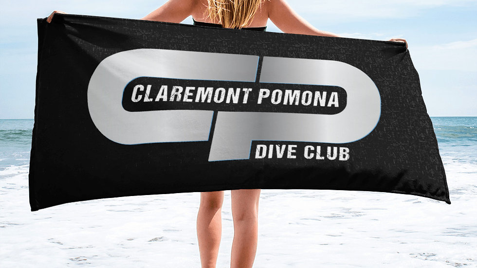 CPDC - Totally Dive Team Towel
