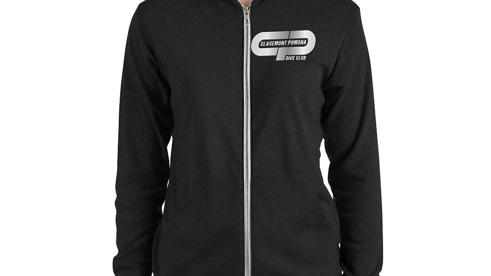 CPDC - Unique Unisex T-Shirt zip hoodie