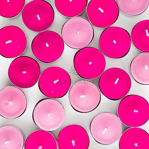 Customized Soyawax Tealights