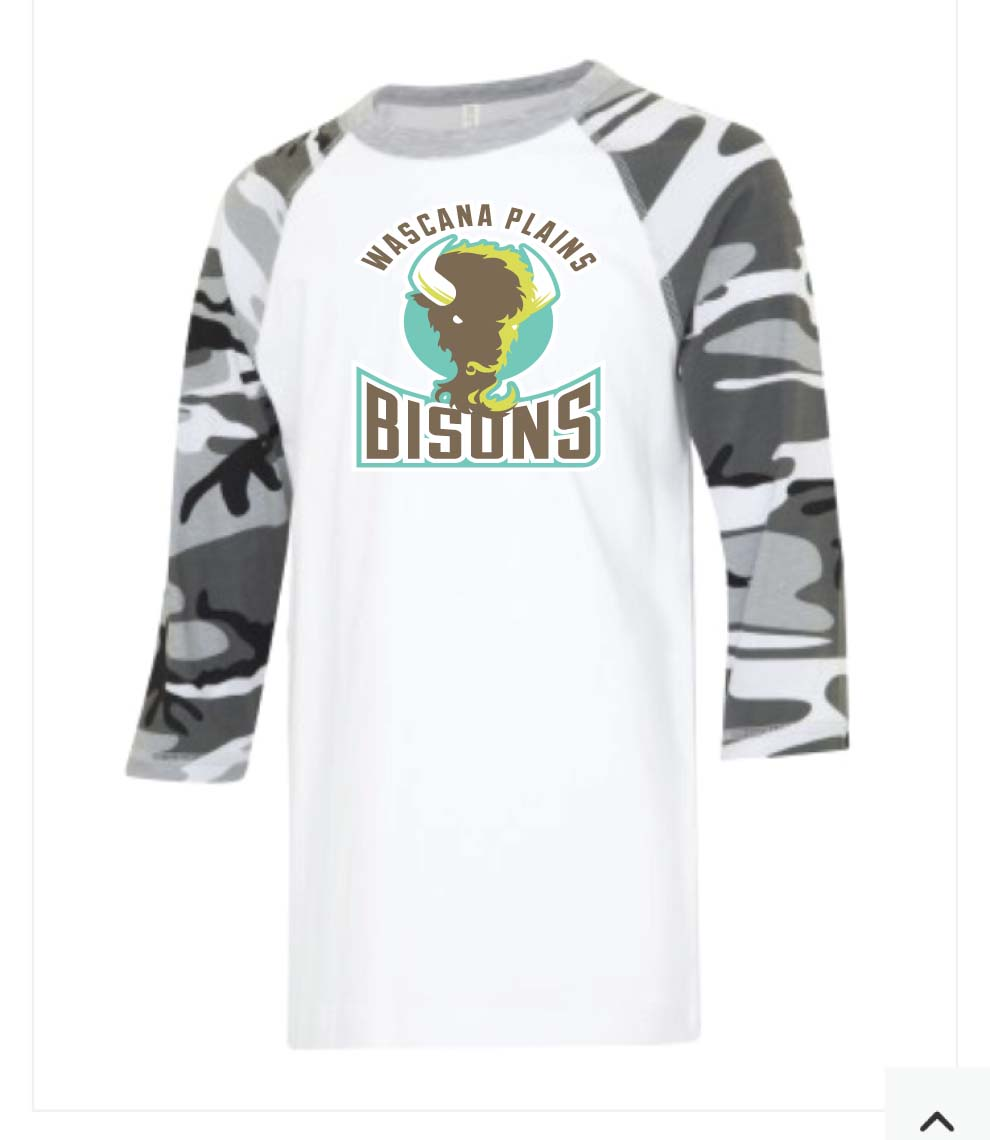 baseball Plains camo