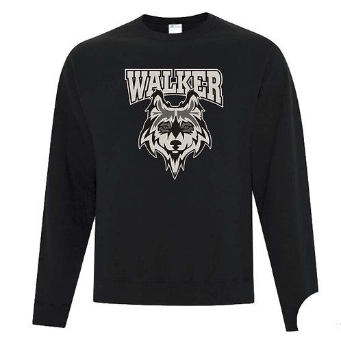 WALKER CREW NECK SWEATSHIRT