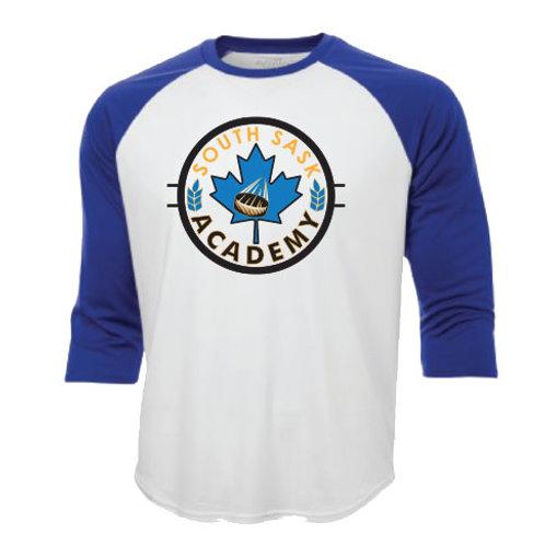 South Sask Academy ATC Baseball T-shirts