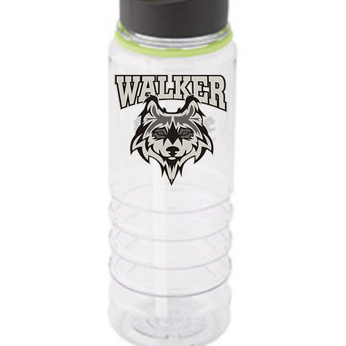 WALKER WATER BOTTLE WITH NAME BAR