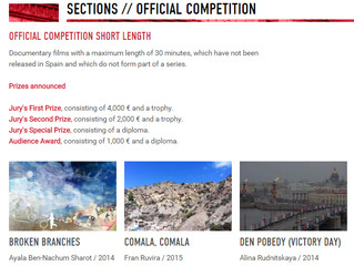 Spanish Premiere in Documenta Madrid's Official Competition