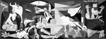 Tony sharpe inspirational artist  Pablo Picasso