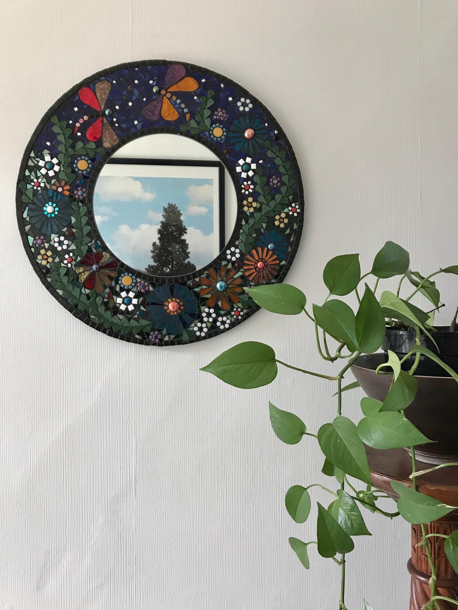 LKPortfolio 50cm Hallway Mirror