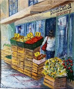 Pomona Grocery, Shrewsbury (unframed)