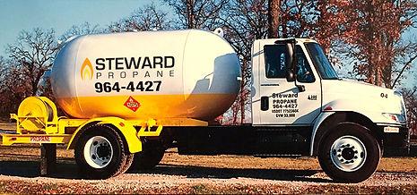 Steward Propane Servicing