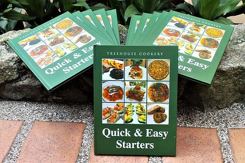 Quick & Easy Starters Cookbook