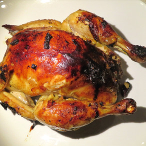 Quick and Easy Roast Chicken.