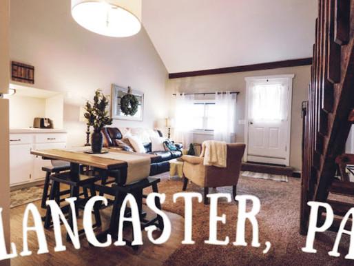 [TRAVEL] - Lancaster, PA