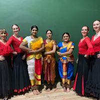 With flamenco