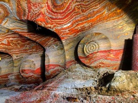 Психоделическая пещера.