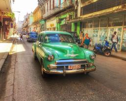 Carro Verde