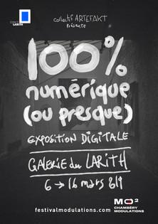 100%-numerique - Espace Larith 2019