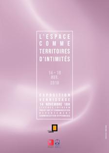 L'espace comme territoire d'intimites - Espace Larith 2019