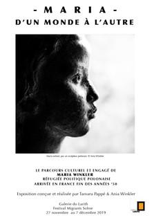 Maria Winkler - Espace Larith 2019